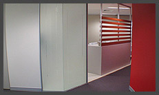 office refurbishment, office partitions Sydney